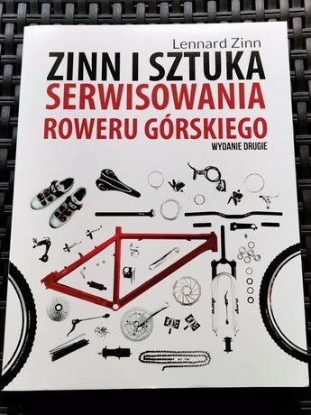 Zinn i sztuka serwisowania roweru górskiego Lennard Zinn wydanie 2