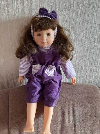 СРОЧНО Красивая кукла bayer Германия 48 см