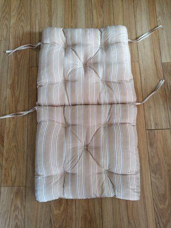 Poduszka zewnętrzna na krzesło 92 x 50
