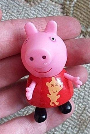 Peppa pig figurka plus maskotka