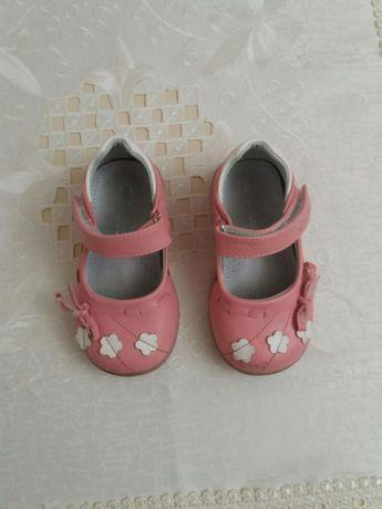 Туфельки для дівчинки 23 розмір.