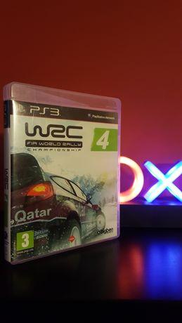 WRC 4 PS3 gra World Rally Championship PlayStation 3