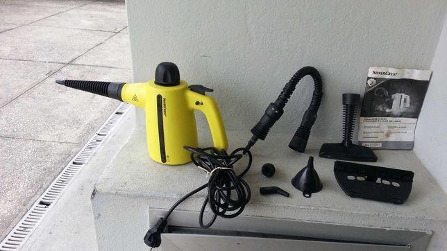 Vendo maquina a vapor de agua quente para limpezas completo impecavel.