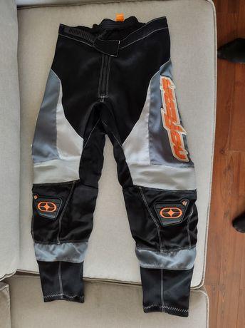 Spodnie cross enduro rower dh fr rozmiar 28