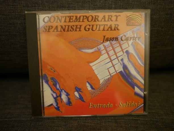 Jason Carter Gitara Klasyczna album płyta CD