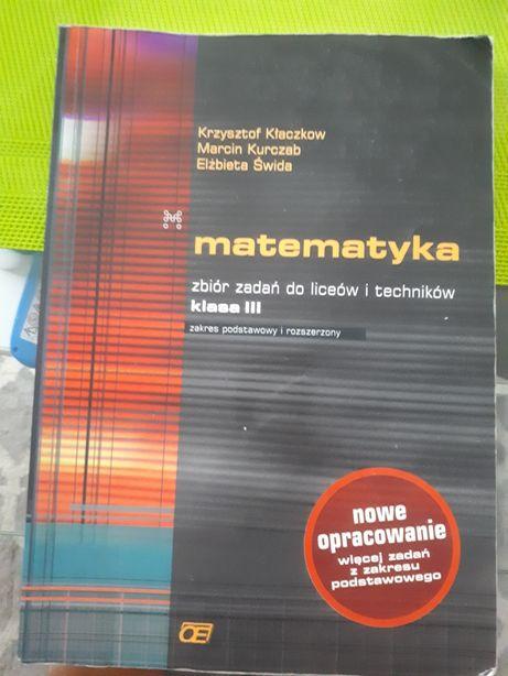 Matematyka kl 3 zbiór zadań do lo u technikum zakres podstawowy i rozs