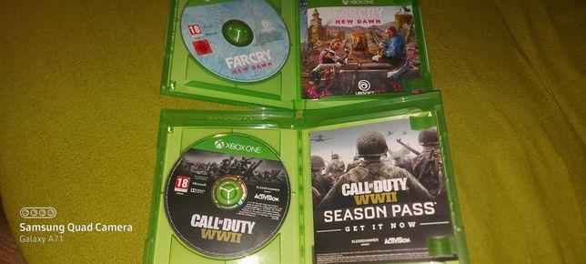 Gry Xbox one + gratisy