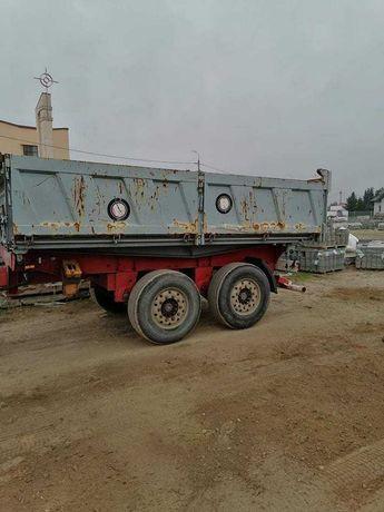 Przyczepa ciężarowa KOEGEL ZK18 tandem cena netto