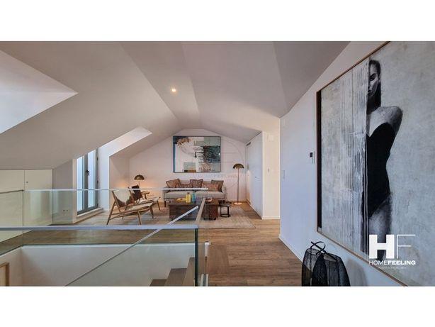 Chiado / Baixa T2+1 Duplex novo com possibilidade de garagem