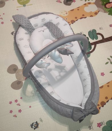 Кокон для новорожденных HappyLuna