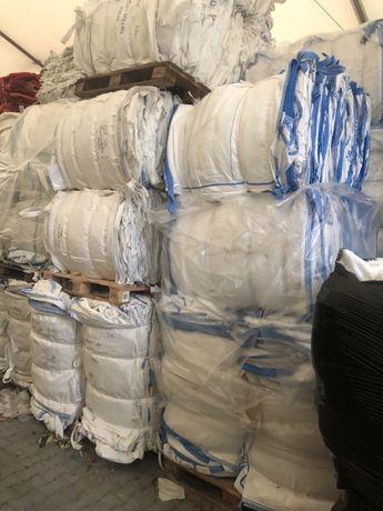 Worki Big Bag Bagi 91/96/160 BIGBAG 1050kg z lejami