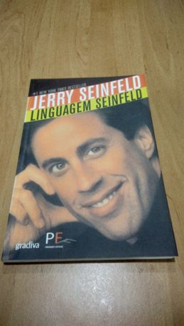 Livro Jerry Seinfeld