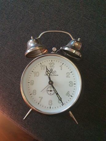 Budzik zegar zegarek Meister-Anker