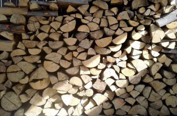 Drewno kominkowe opałowe brzoza