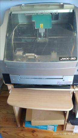 Frezarka jubilerska Roland JWX 30