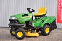 Traktorek John Deere LR135 (250202) - Baras
