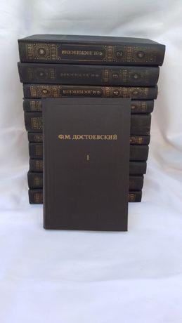 Собрание сочинений Достоевский Ф.М. в 12тт,1982г
