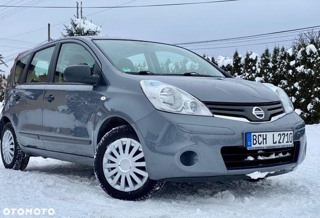Nissan Note 1.4 LIFT // z Niemiec // przebieg 59 tyś //