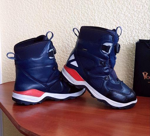 Сапоги, ботинки Ecco зимние 36 р, экко зима