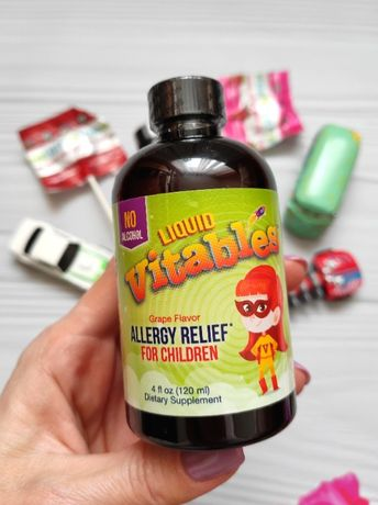 Vitables, Витаминная, минеральная и растительная смесь для детей