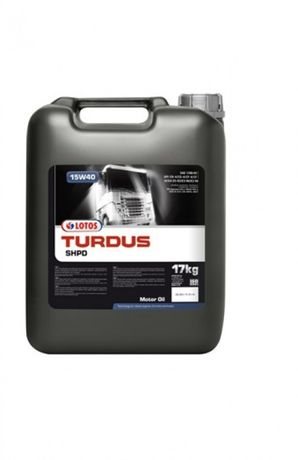 LOTOS Turdus CI-4 15W40 20l
