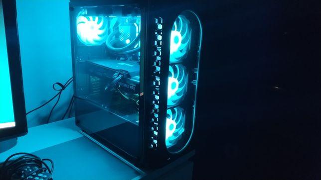 Komputer PC, Gamingowy, R7 3700X, RTX 3070