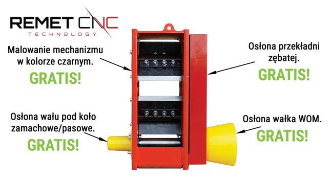 kupuj POLSKIE rębak walcowy MECHANIZM R80 dostawa GRATIS