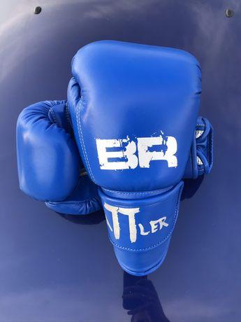Боксерские перчатки натуральная кожа