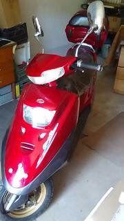 Скутер Qingqi 50- 4 G