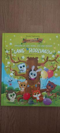 Ksiazka Gang Slodziakow