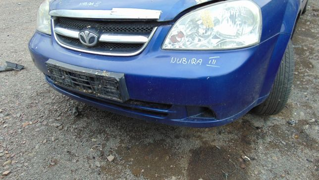 Cze#Daewoo Nubira III zderzak przedni