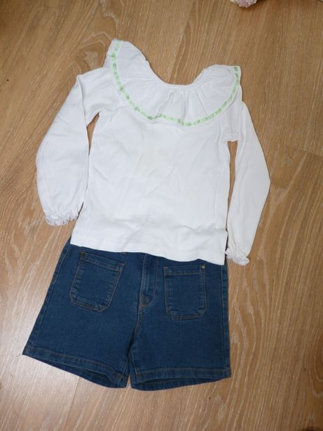 Lote de roupa menina 5/6 anos excelente(verão)