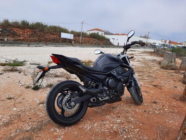 Yamaha XJ6 Naked ano 2010 - Possibilidade de crédito