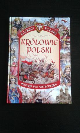 Królowie Polski. Historia dla najmłodszych