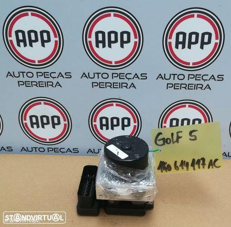 Modulo de ABS VW Golf 5, Seat Leon, Audi A3 , referência 1K0 614 117 AC.