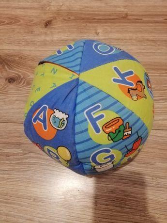 Mówiąca piłka 2w1 abc 123 interaktywna edukacyjna