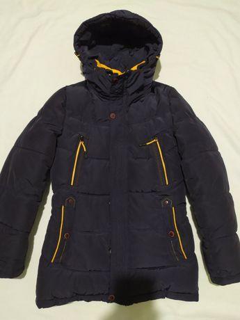 Тепла куртка на хлопчика 10-13 років. Курточка.