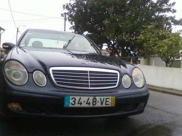 Mercedes E220CDI 2002