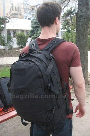 Тактический рюкзак 37 л, армейский, городской, для охоты, рыбалки