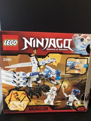Klocki lego ninjago 2260