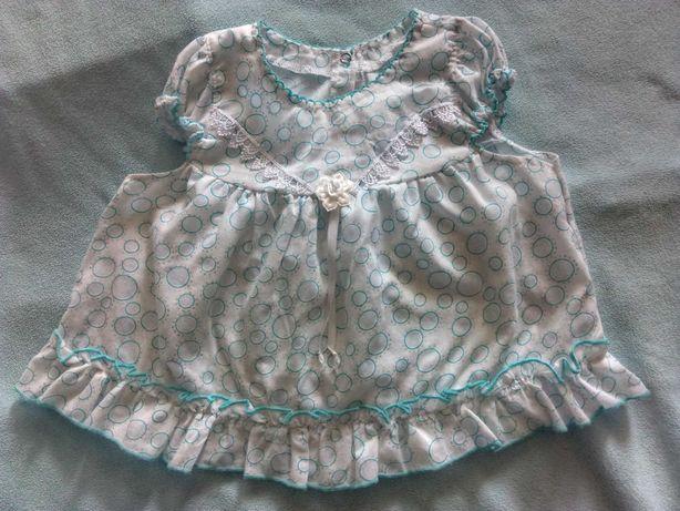 Платья, юбки 9-12 мес