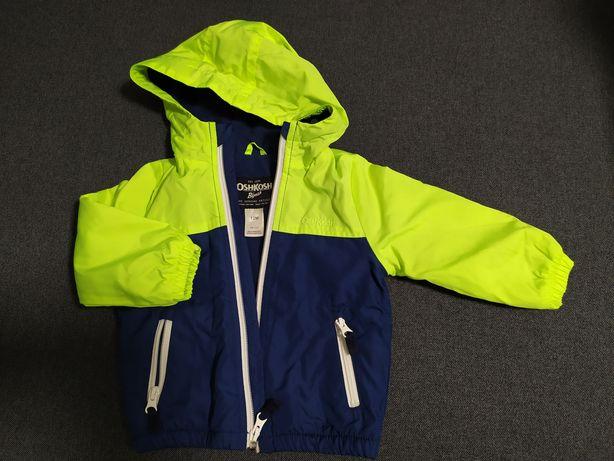 Ветровка OshKosh на флисе (куртка демисезонная), 12 месяцев