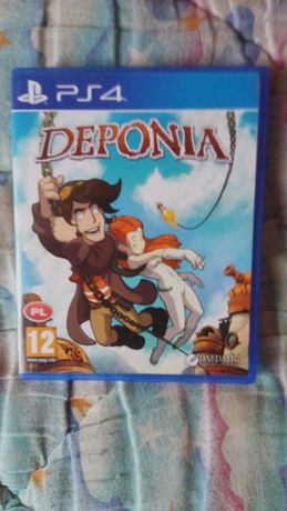 DEPONIA gra Playstation 4