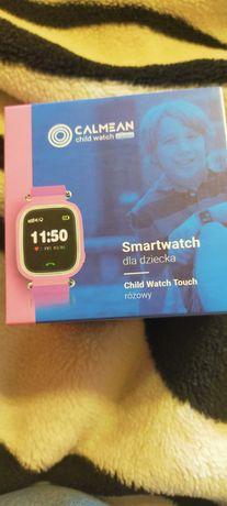Smartwatch Calmean różowy