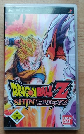 PlayStation Portable! Dragon Ball Z Shin Budokai! PSP - Polecam