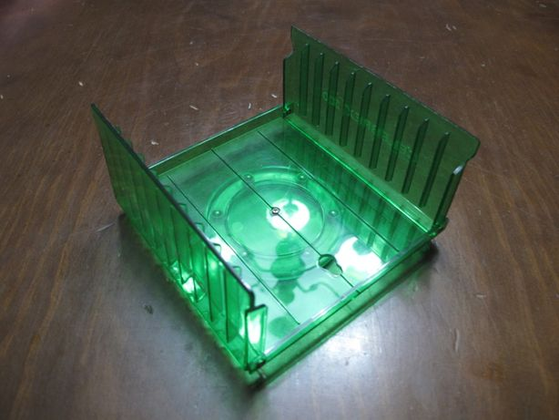Suportes Giratórios para CDs (capacidade para 10 CDs)