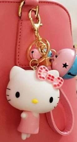 Hello Kitty Porta-Chaves
