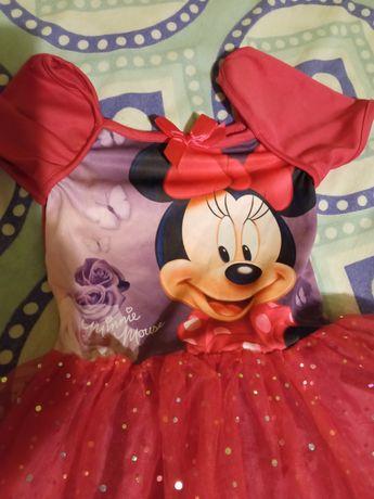 Strój myszki Minnie 122