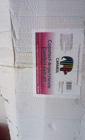Profil PCV do wodoszczelnych uszczelnień, comfort 660 /00