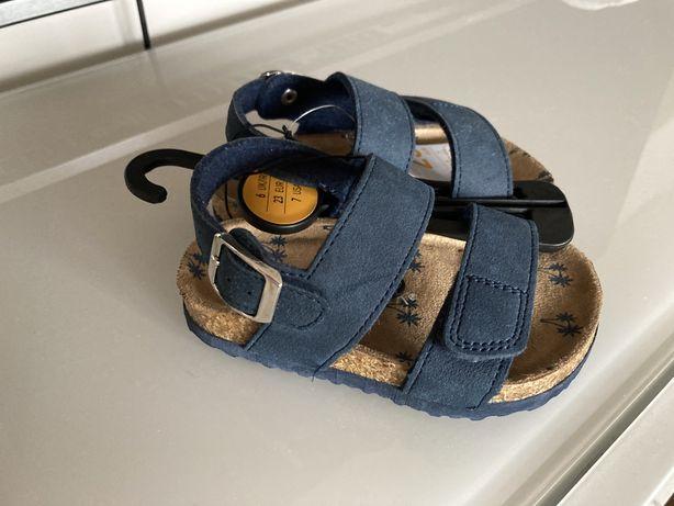 Buty dziecięce sandały primark 23